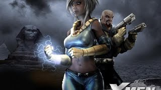 X Men Legends II Rise of Apocalypse Full Movie All Cutscenes Cinematic
