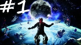 Dead Space 3 - GamePlay Walkthrough - Part 1 (PS3/X360/PC) [HD]