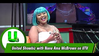 United Showbiz with Nana Ama McBrown on UTV (30/11/2019)