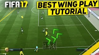 fifa 17 best wing play skills tutorial special pro skill move to cut inside play like a pro