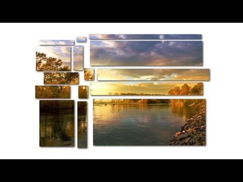 Slice Image into Pieces - GIMP 2.8 Tutorial