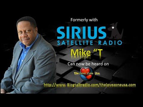Mike T On Soul Town Revue - Sirius Satellite Radio