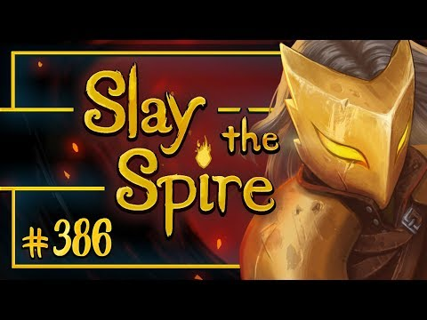 Lets Play Slay the Spire: Ironclad Ascension Level 17  Episode 386
