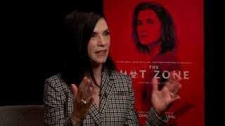 Margulies struggles after filming 'The Hot Zone'