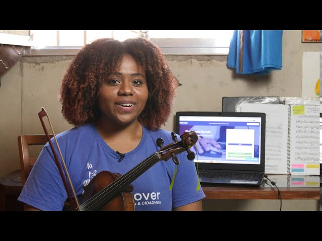 #Recoders | Clarysse, a tecnologia e a arte