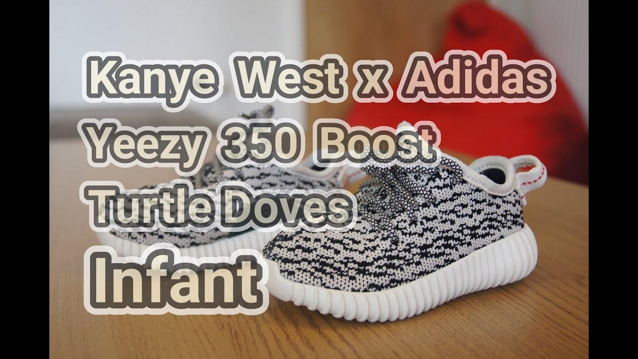Kanye West, X Adidas Yeezy 350 Impulso Infantile