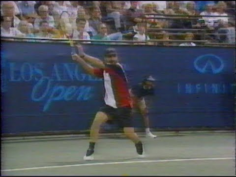 Stoltenberg vs Agassi Los Angeles 1994