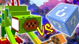 GENERAL MURLOC VS. LUCKY BLOCK FROSTY (MINECRAFT LUCKY BLOCK CHALLENGE)