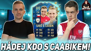 HÁDEJ KDO S CAABIKEM! 😱 [TEAM OF THE SEASON EDITION] ⚡️