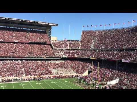 Kyle Field Game Day