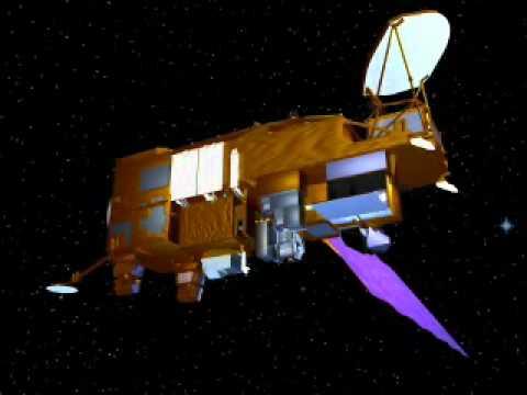 Earth Observing System - Aqua - Artist conception of Aqua Video 3rd