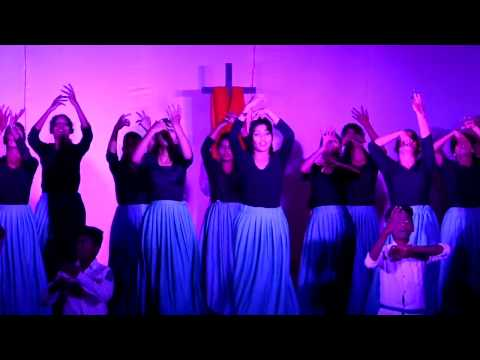 My Lord Jesus Christ | Dance Performed by Grace Fellowship Youth Team