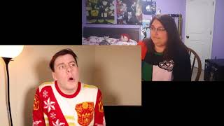 """REACT TO: """"The Sanders Sides 12 Days of CHRISTMAS! 