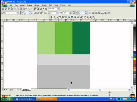 Lecture 11 Corel Draw 12 Tutorial Urdu