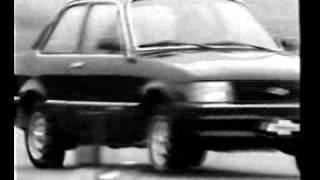 PROPAGANDA COMERCIAL GM CHEVROLET CHEVETTE SL OPEL KADETT C 1984 BRASIL BRAZIL