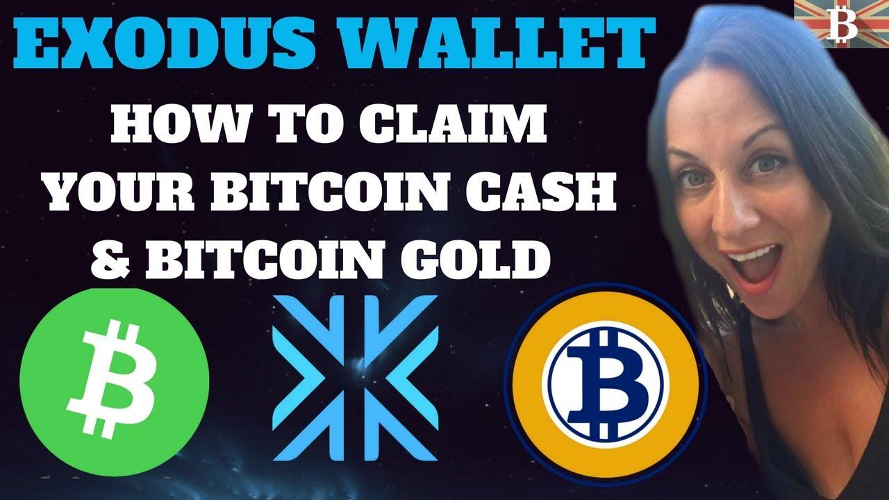 How to claim free bitcoin cash bch bitcoin gold btg with how to claim free bitcoin cash bch bitcoin gold btg with exodus wallet ccuart Gallery