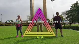 Con Calma by Daddy Yankee & Snow | Zumba | featuring Mia & Naveen | Choreo by YU