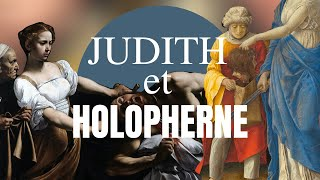 JE COMPARE DEUX OEUVRES - Judith et Holopherne !