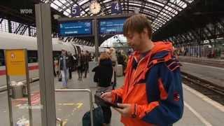 Praxistest: WLAN am Bahnhof