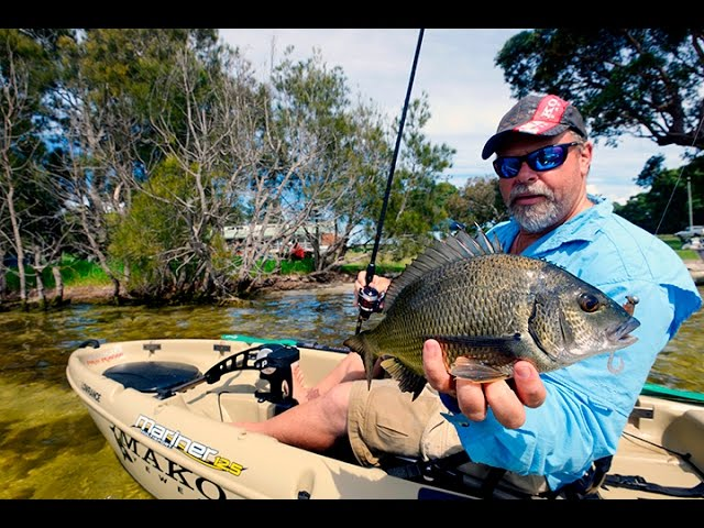 Native Watercraft Mariner 12.5 Kayak: A Fisherman's Review — Starlo Gets Reel