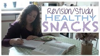 Revision Treats - Healthy, Fast Snacks | SophieSpotlights Thumbnail