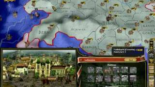 Europa universalis 3 - in nomine forming Germany
