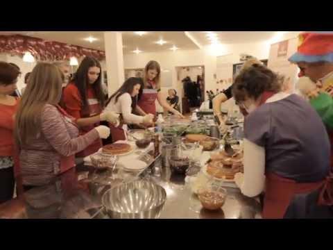 Благотворительный кулинарный поединок бренда Röndell и фонда «Подари жизнь»