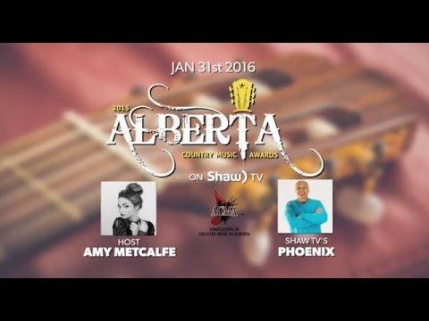 Alberta Country Music Awards  Jan 31 on Shaw TV