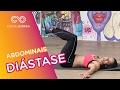 Exercícios para diástase abdominal - Carol Borba