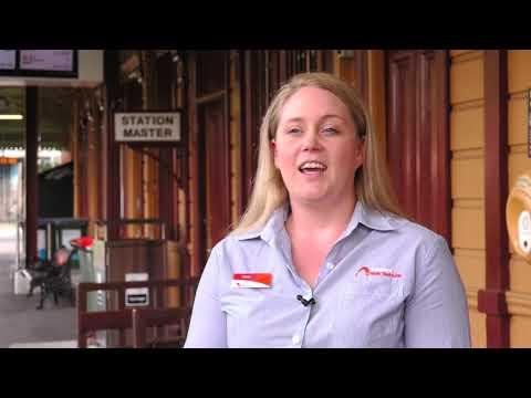 NSW TrainLink Customer