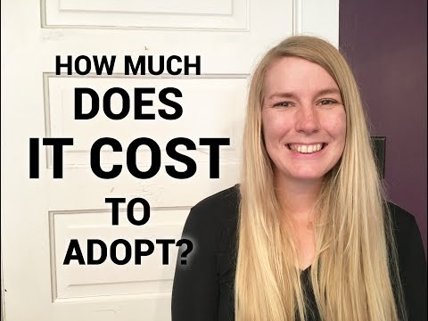 HOW MUCH DOES IT COST TO ADOPT A CHILD?! Foster To Adopt, Domestic & International!