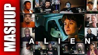 ALIEN: COVENANT Trailer 2 Reactions Mashup