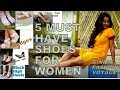 5 SHOES THAT EVERY WOMEN SHOULD HAVE || Bengali Fashion Blogger || Ginie's Fashion Voyage