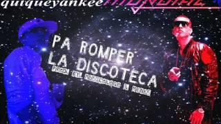 Pa Romper La Discoteca Remix - Daddy Yankee Ft. Farruko, Jomo, Zion & Lennox
