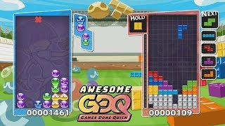 Puyo Puyo Tetris by Scottobozo in 39:15 - AGDQ2019