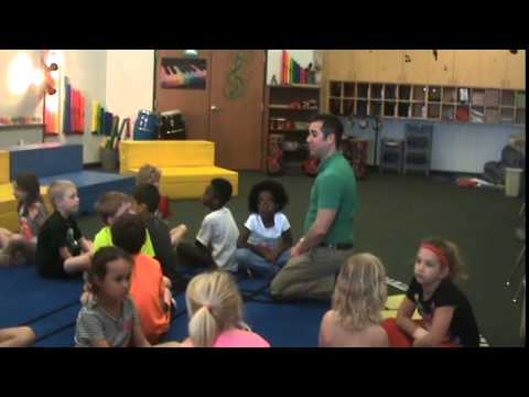 1st Grade Steady Beat Activity and Scribble Warm Up Activity