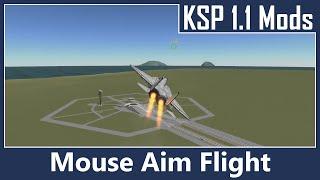 ksp mod spotlight mouse aim flight