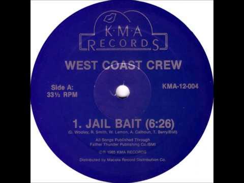 West Coast Crew - Jail Bait (instrumental)