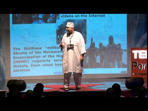 Cybersecurity SME's are the future | Abdul-Hakeem Ajijola | TEDxPortHarcourt