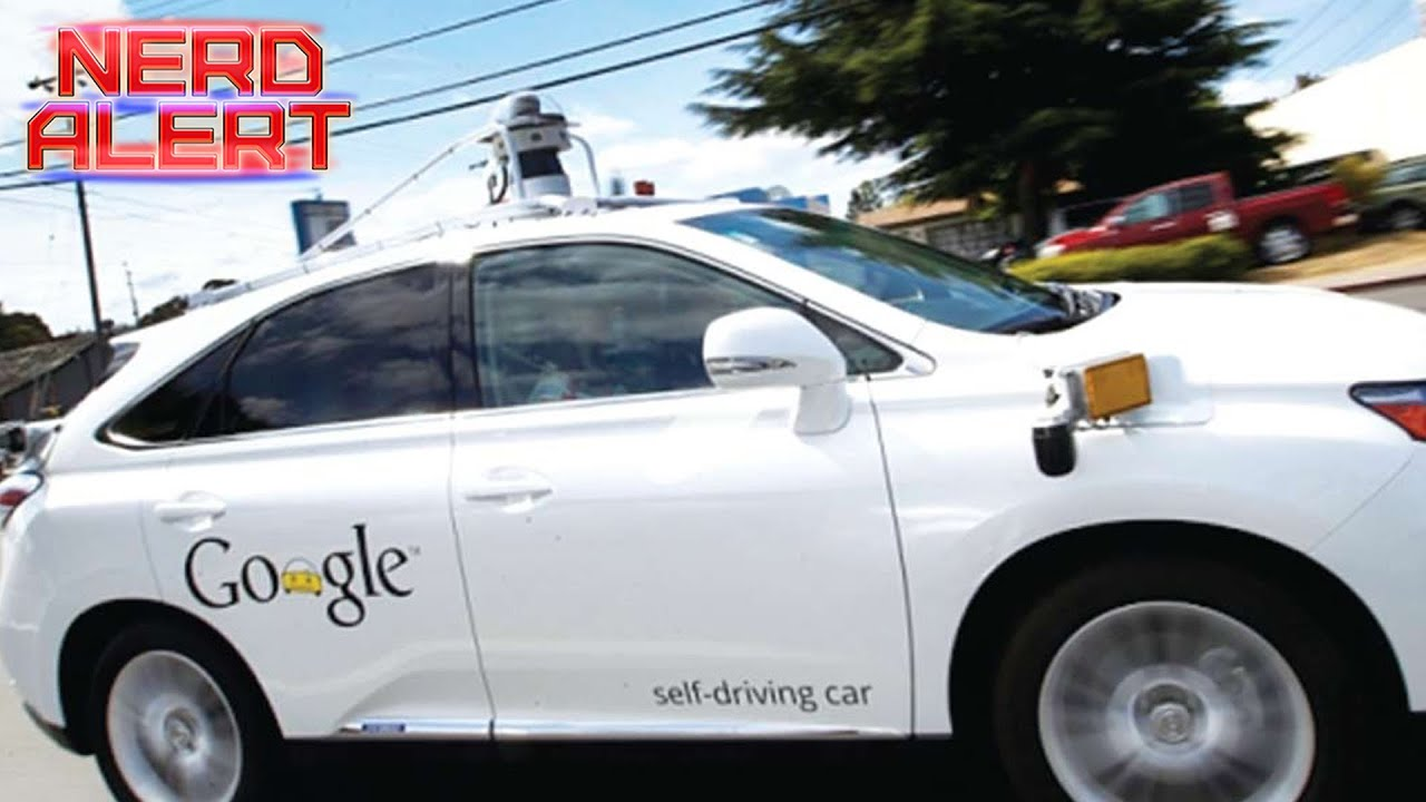 Driverless Google Car Crashes For The First Time Ever -9733