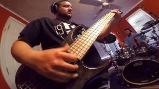 drum and bass solo la bella game of death strings mtd kingston dw drums