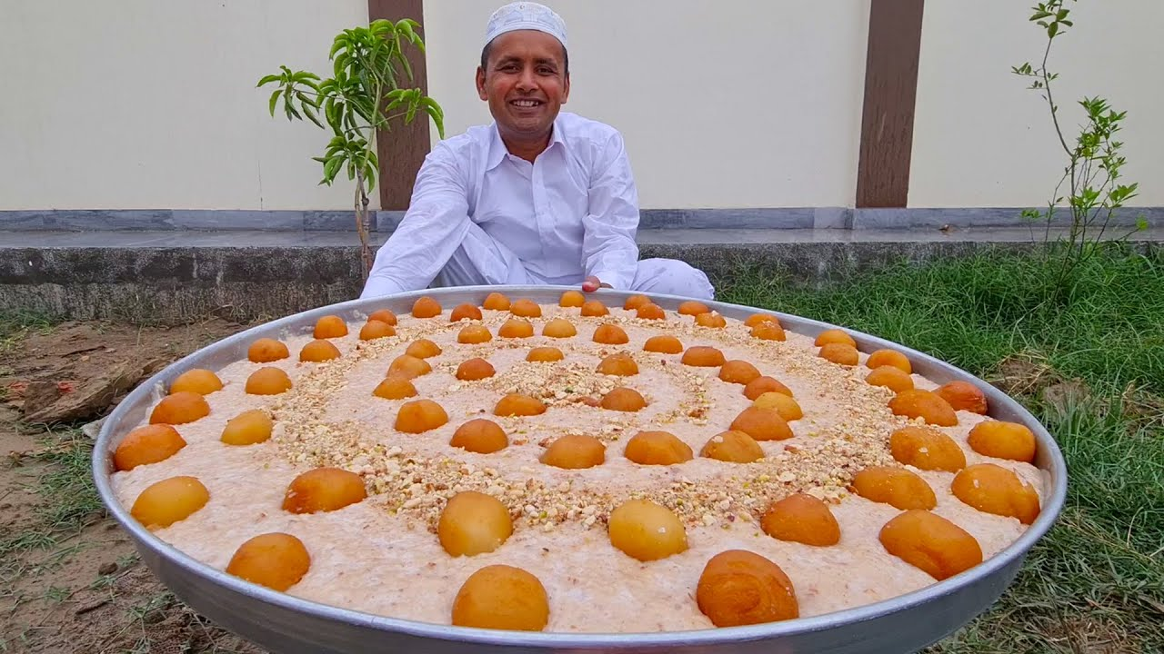 Gulab Jamun Wali Kheer | Eid Morning Kitchen Routine | Eid Morning Routine | Village Food Secrets