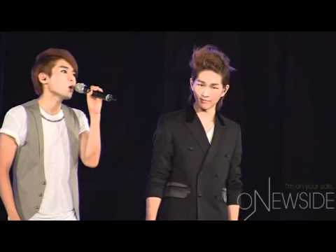 100821 SHINee Onew ft Ryeowook - The Name I Loved at SM Town Concert 2010 HD latest