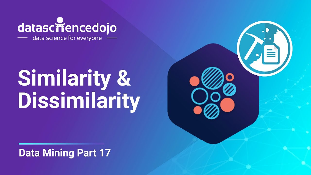 Introduction to Data Mining: Similarity & Dissimilarity