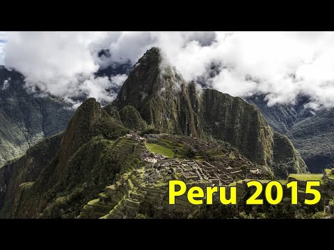 Peru Timelapse 2015