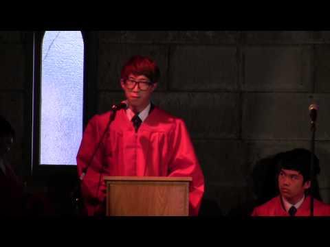 Southwestern Academy Class of 2015 Graduation Ceremony