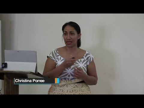 Tonga Offshore Mining Ltd 2021 Scholarship Award Ceremony