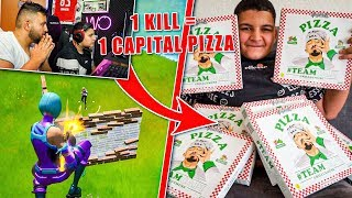😍 PRO KILL = 1 Capital Bra Pizza 🍕