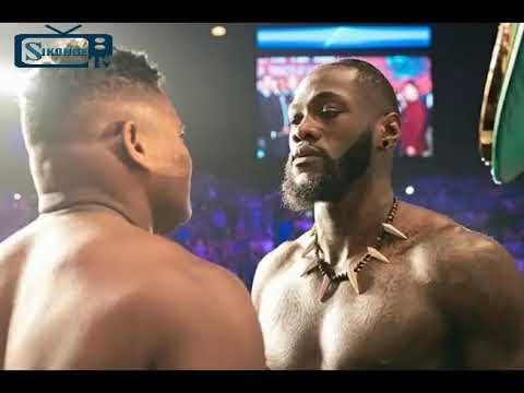 DEONTAY WILDER KNOCKS OUT LUIS ORTIZ IN 7ROUND[WBC HEAVYWEIGHT TITLE]