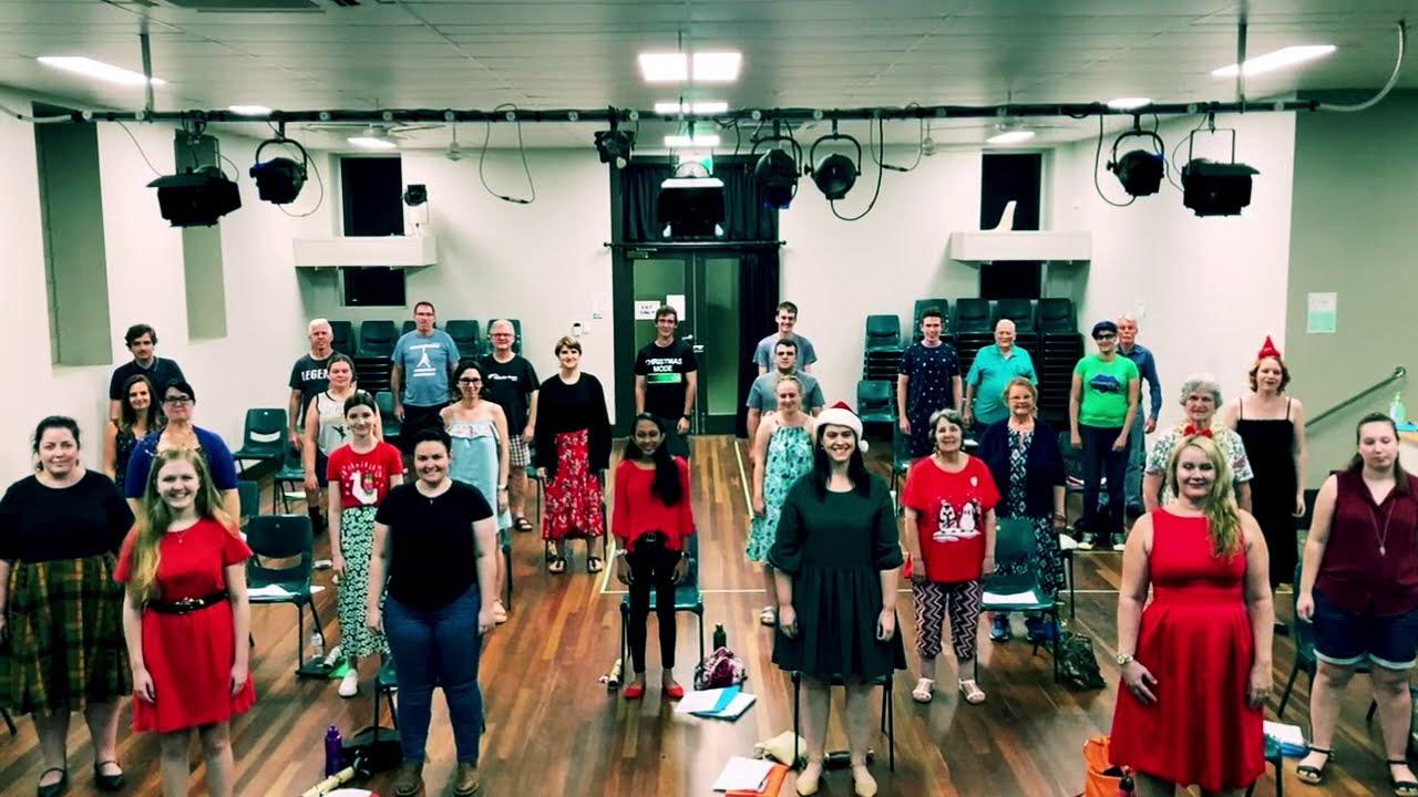 Season's Greetings from TCS Choir